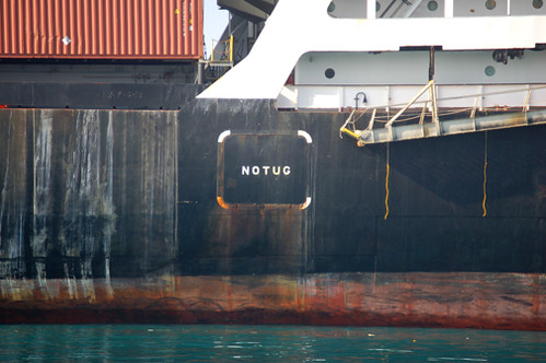 Horizon Pacific No Tug