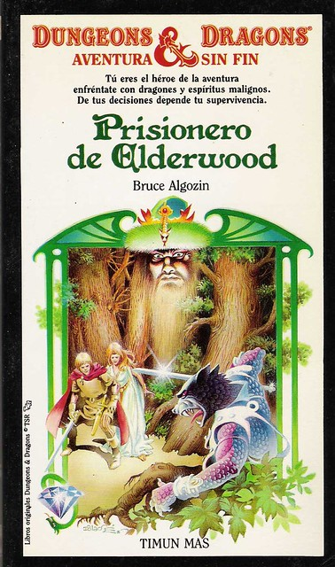 Prisionero de Elderwood