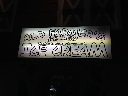 Old Farmers Sign