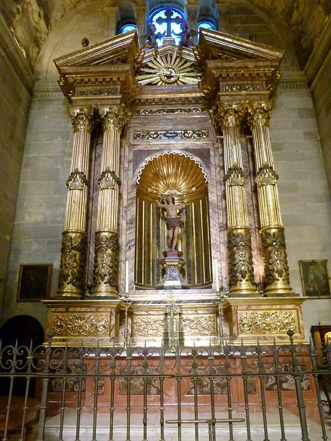 Capilla de San Sebastián.
