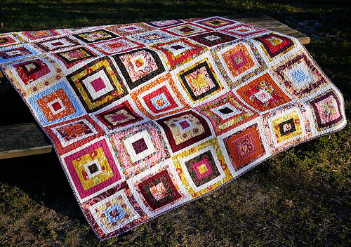 Innocent Crush Canasta Quilt
