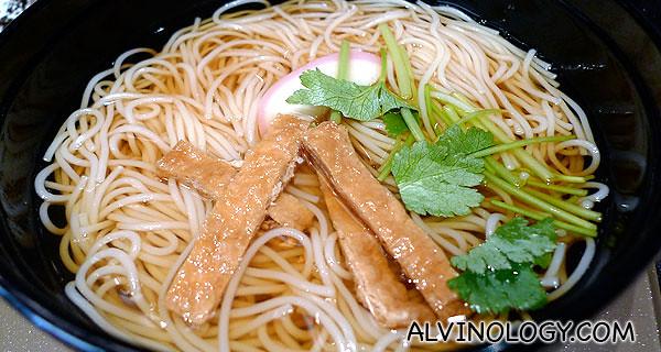 Thin udon