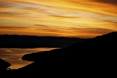NPS - Point Reyes National Seashore - Sunrise over Tomales Bay