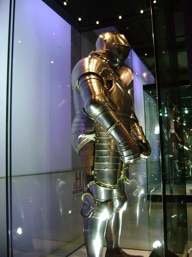 Henry VIII's armor