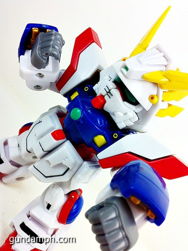 SD Archive Shining Gundam Unboxing Review (21)