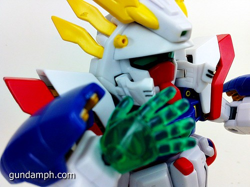 SD Archive Shining Gundam Unboxing Review (34)