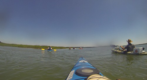 May River Paddling with Lowcountry Unfiltered-122