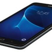 Samsung Galaxy Tab A 7 inch Tablet.