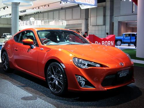 Tokyo Motor Show 2011 : TOYOTA 86