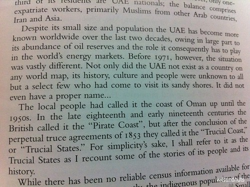 UAE's humble beginnings #UAE40