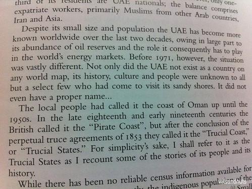 UAE's humble beginnings #UAE40