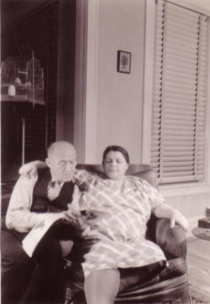 Blanche Blatt Wyman & her husband