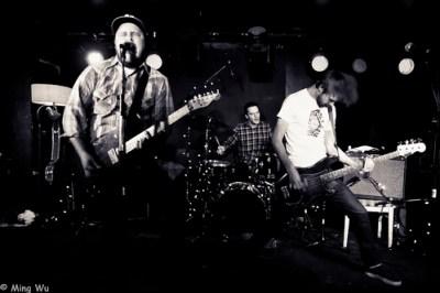 Male Nurse Band @ Babylon Nightclube