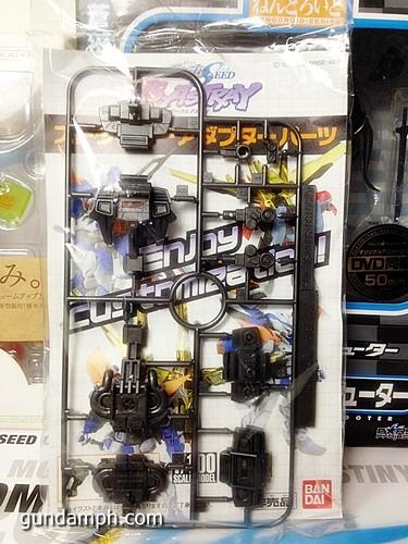 MG SF Wings of light Yotsuba Summer Vacation Black Rock Shooter Nendo (4)