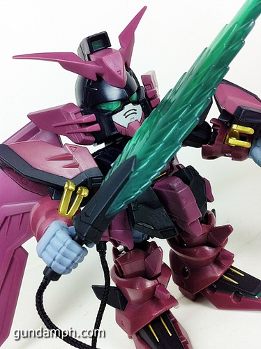 SD Gundam Online Capsule Fighter EPYON Toy Figure Unboxing Review (37)