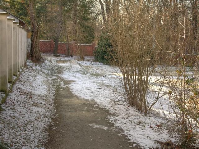 GymLi_Park_Winterlicher_Weg