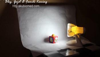 DIY Photograpy Mini Studio
