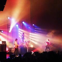 Arctic Monkeys (ft Miles Kane) @ le Zénith de Paris 2012
