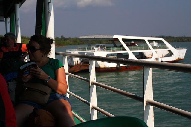 On the way to Ko Chang, Thailand