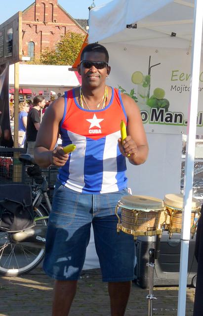 Cuba Man