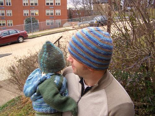 jeremiah's very warm hat - side 2