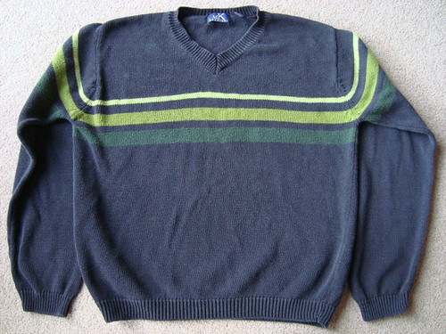Sweater - before