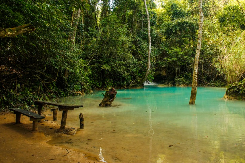 naturoplevelser i laos