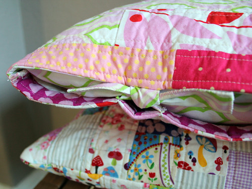 quilted pillows 1