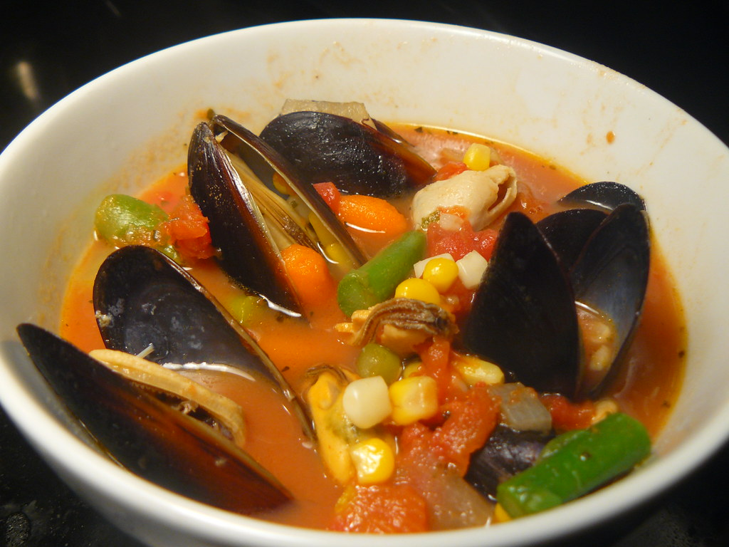 Quicky Cioppino