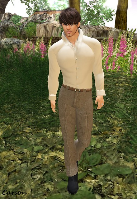 Orchid Lotus & Moondance  - Ethan Outfit