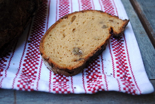 GF Walnut Bread