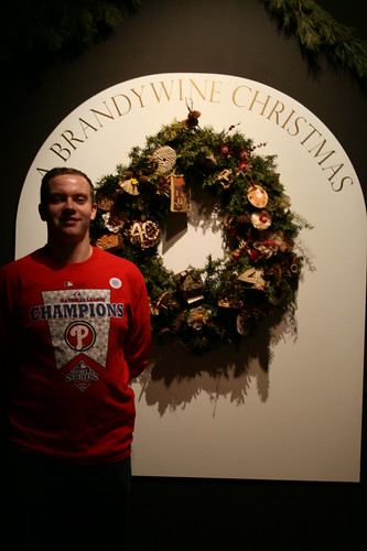 Brandywine Christmas-that's Sean