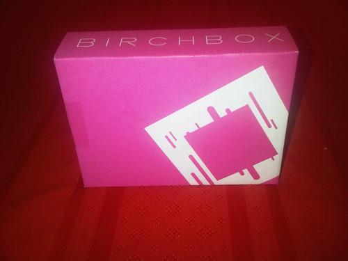 2012 January Birchbox