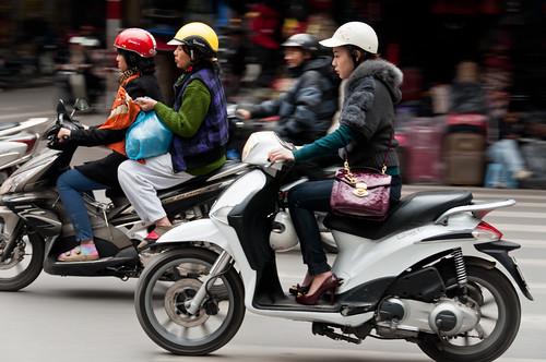 Hanoi traffic II