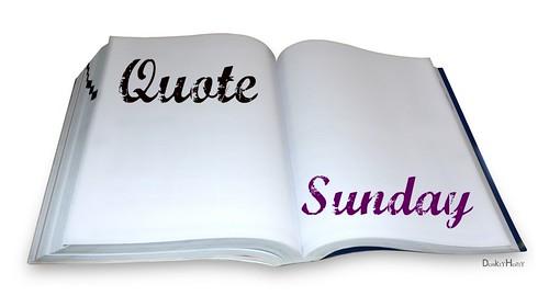 Quote Sunday