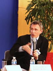 Geoffroy Goffinet, Banque de France