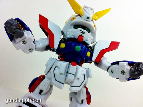 SD Archive Shining Gundam Unboxing Review (20)
