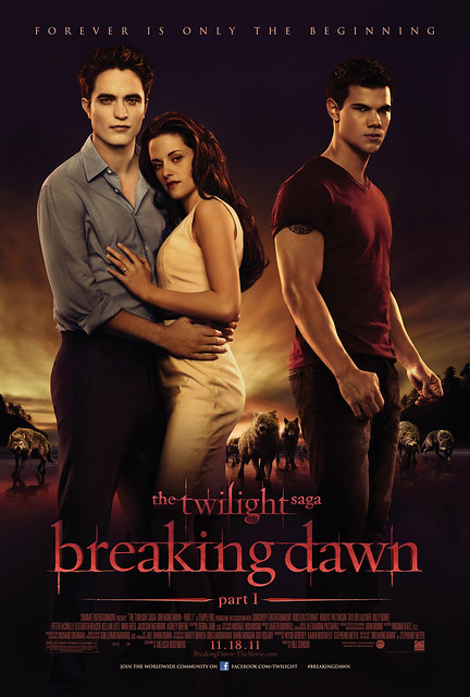 Twilight 4 Part 1
