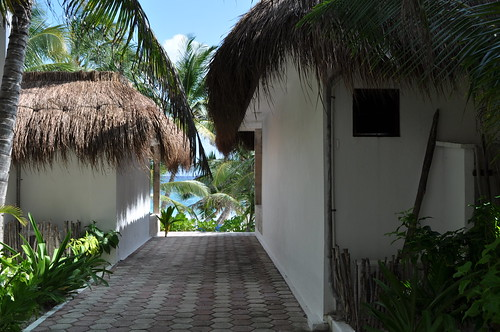 Tulum - Cabanas Tulum view from room