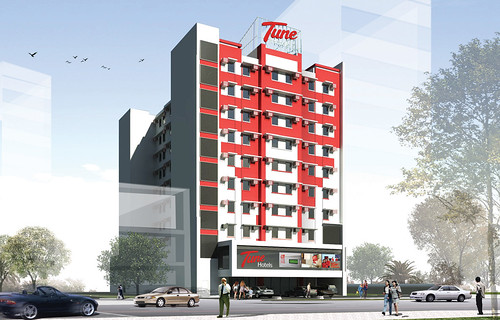 Tune Hotels Ermita