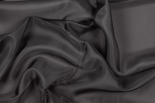 bemberg lining - dark grey