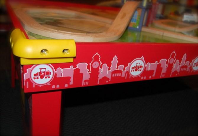 Chuggington train table