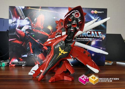 RC Regulation Center 1 100 Nightingale Model Kit Gundam PH (2)