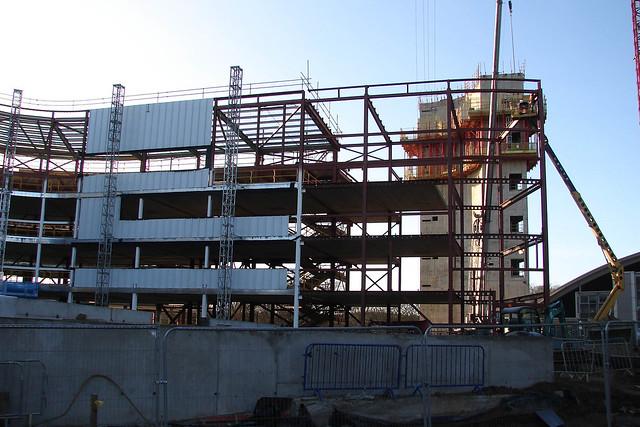 New Build Garthdee 14th Jan 2012