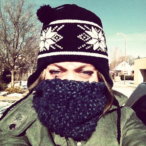 Chicago burka season has arrived
