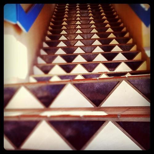 Santa Fe Stairs Tile