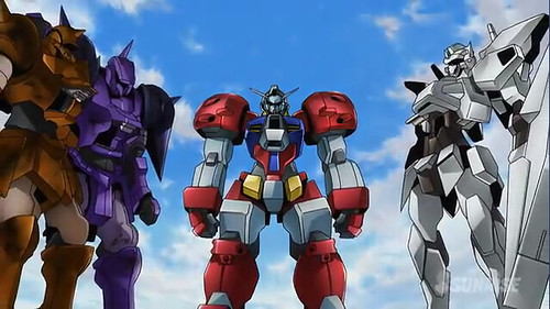 Mobile Suit AGE  Episode 8  Do or Die on the Common Front  Youtube  Gundam PH (1)