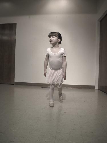 Ellie on Stage