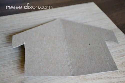 Wood Veneer Creche Ornament Tutorial Step 1