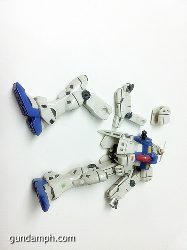 MSIA Dendrobium RX-78GP03 Gundam Figure Rare 2001 (48)